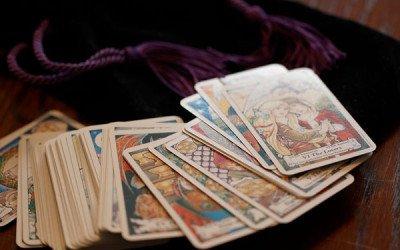 Tarot- kortti  / selvännäkö tulkintaa   pe 29.11